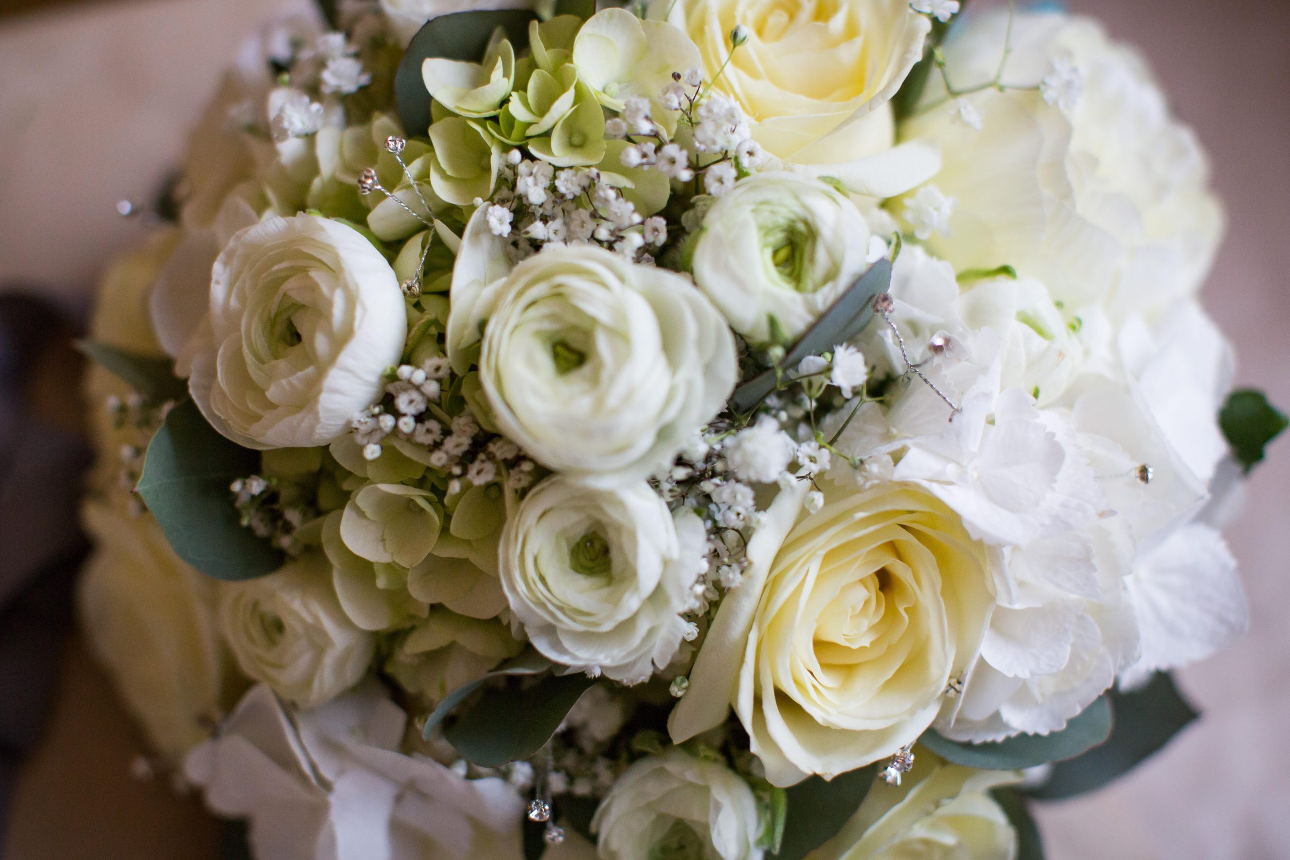 wedding florist Walthamstow
