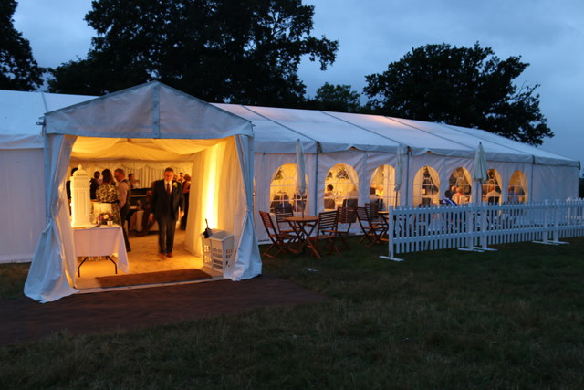 Marquees or Tents